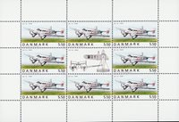 Danmark 2006 - AFA SA28 - Postfrisk ark