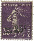 Frankrig - YT 218