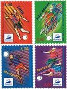 Frankrig VM 98 - Postfrisk