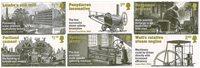 Grande-Bretagne - Révolution industrielle - Série neuve 6v