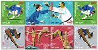 FN Geneve - Olympiske lege Tokyo 2020 - Postfrisk sæt 8v