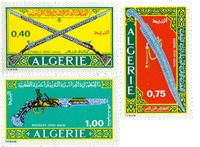 Algeriet - YT 519-21 - Postfrisk