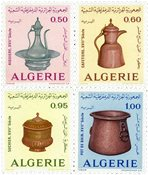 Algeriet - YT 594-97 - Postfrisk