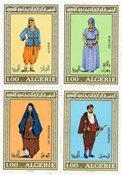 Algeriet - YT 606-09 - Postfrisk
