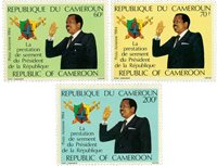 Cameroun - YT  PA332-34 - Postfrisk