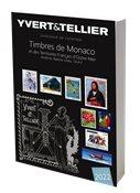 Yvert & Tellier - Monaco og franske territorier 2022 - Frimærkekatalog