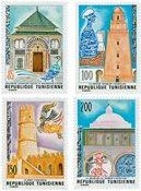 Tunesien -  YT  839-42 - Postfrisk