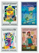 Tunesien -  YT  829-32 - Postfrisk