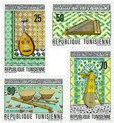 Tunesien -  YT  671-74 - Postfrisk