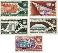 Tunesien -  YT  622-26 - Postfrisk