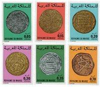 Marokko - YT 769-74 - Postfrisk