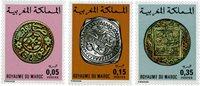 Marokko - YT 756-58 - Postfrisk
