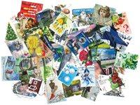 Finland 2010-2015 - 50 forskellige frimærker - Stemplet