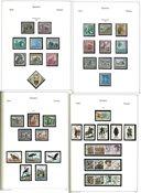Spanje 1966-1981 - Collectie in 1 voordrukalbum - postfris