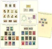 Vaticaan 1959-1992 - Collectie in 1 voordrukalbum - postfris