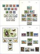 Jersey 1969-1995 - Collectie in 1 voordrukalbum - Postfris