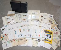 Tyskland - Stor samling af postkort