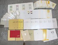 Tyskland - Flot samling af ministerbøger og hæfte r