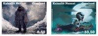 Groenlandia - Historias de fantasmas - Serie 2v. nuevo