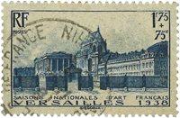 Frankrig 1938 - YT 379 - Stemplet