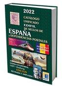 EDIFIL - Spanien og kolonier 2022 - Frimærkekatalog