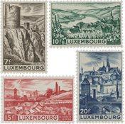 Luxembourg 1948 - MICHEL 431/34 - Postfrisk