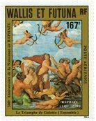 Wallis - YT PA129 - Postfrisk