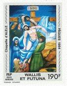 Wallis - YT PA135 - Postfrisk