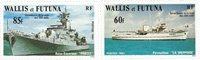 Wallis - YT 279-80 - Postfrisk
