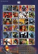 Gran Bretaña - Super Heroes - Minihoja nuevo