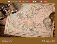 Sepac 2021: Historical Maps - Postfrisk - Souvenirmappe