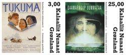 Grønlandske spillefilm II - Postfrisk - Sæt