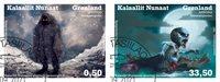 Spøgelseshistorier i Grønland II - Dagstemplet - Sæt