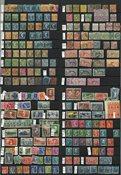 Frankrijk 1853-1998 - Collectie in insteekboeken