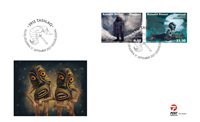 Greenland - Ghost stories - First Day Cover