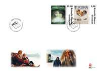 Greenland - Feature films - First Day Cover