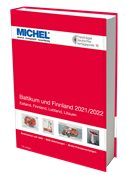 MICHEL Baltiske lande og Finland 2021/22 - Frimærkekatalog