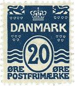 Danmark 1912 - AFA 66 - Postfrisk