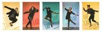 United States - Tap Dance - Mint set