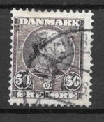 Danmark - AFA 50 - Stemplet