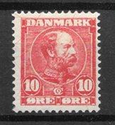 Danmark - AFA 47 - Ubrugt