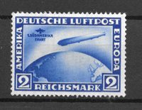 Tyske Rige 1930 - AFA 438 - Ubrugt