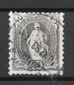Schweiz 1867 - AFA 47 - Stemplet