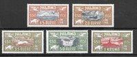 Islanti 1930 - AFA 142-46 - Käyttämätön liimakkeella