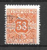 Danimarca 1915 - Av. AFA 18 - timbrato