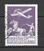 Danmark 1926 - AFA 145 - Stemplet