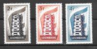 Luxembourg 1956 - AFA 551-53 - Postfrisk