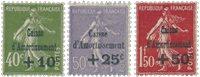 Frankrig 1931 - YT 275/77 - Postfrisk