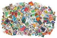 Holland - Frimærkepakke - 2500 frimærker, heraf 2475 forskellige