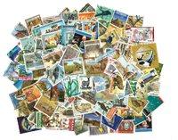Botswana - Frimærkepakke - 100 forskellige